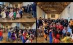 Carnaval et repas de l'école