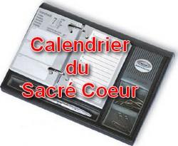 Le calendrier 2016/2017