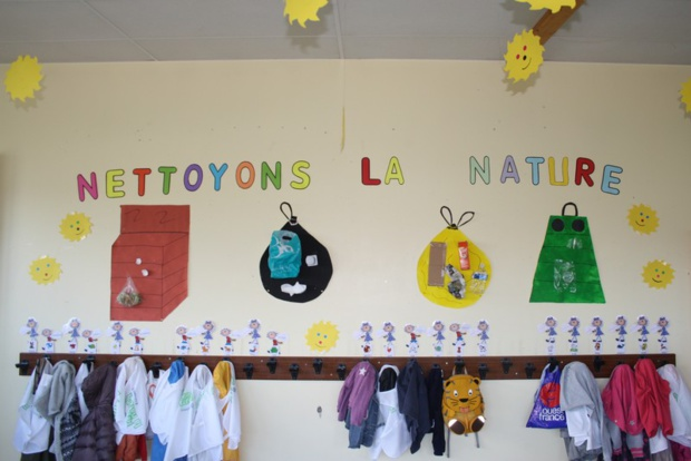 OPERATION :NETTOYONS LA NATUE