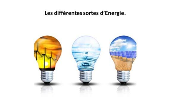 Sciences _ Energie & exposés.