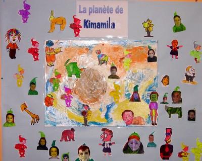 La planète de Kimamila