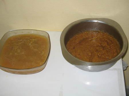 La recette de la compote de pommes