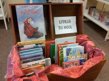 Des livres pour attendre Noël...
