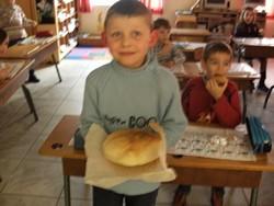 Du bon pain chaud