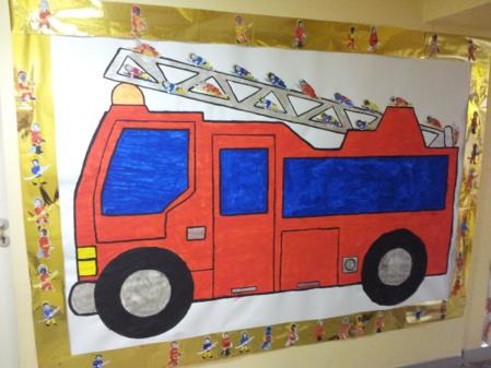 Au feu les pompiers !