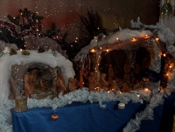 Préparation de Noël en Moyenne-Section