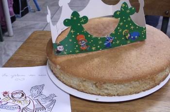Le gâteau des rois