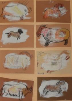 Les peintures rupestres