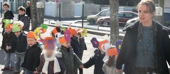Carnaval des maternelles