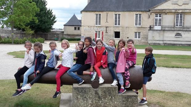 Visite de l'Abbaye aux Dames et du château de Caen