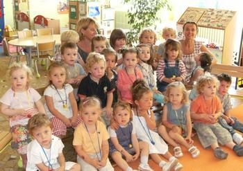 La classe de Toute Petite et Petite Section