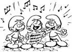 Chorale chez les maternelles
