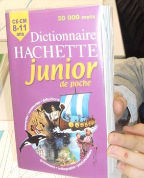 Un dictionnaire pour les CM1