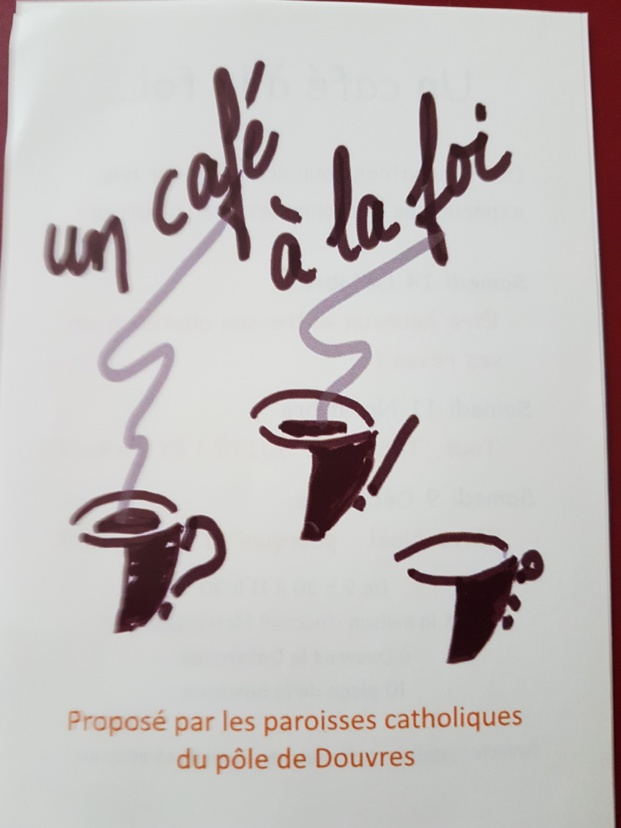 Un café à la foi