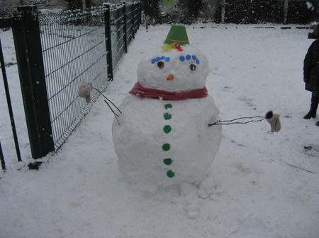 Et vive la neige !