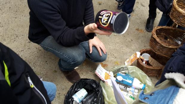 Opération trions nos déchets