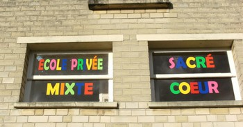 De nouvelles couleurs pour notre école.