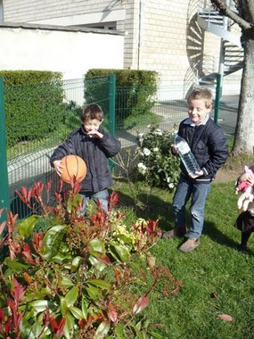 Atelier Jardinage des familles