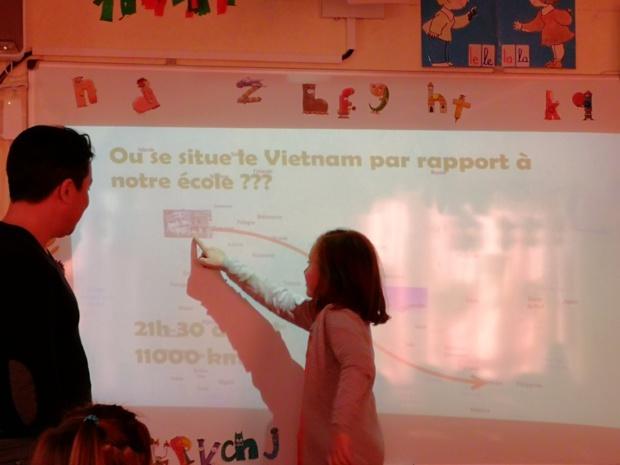 Exposé sur le Vietnam