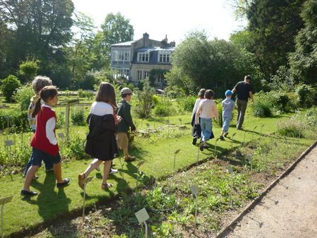 Sortie scolaire au jardin des plantes