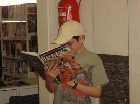 """Le prix """"livre en tête"""" à la bibliothèque"""