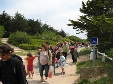 Promenade scolaire des GS