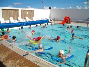 L'activité natation