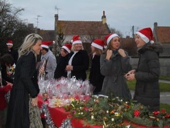 Le marché de Noël des Maternelles