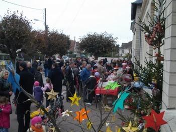 Le marché de Noël des Primaires