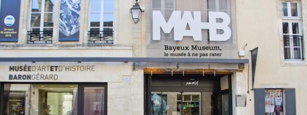 visite au musée Baron Gérard de Bayeux pour le cycle 2