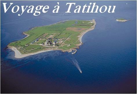 Réunion de présentation du voyage à Tatihou.