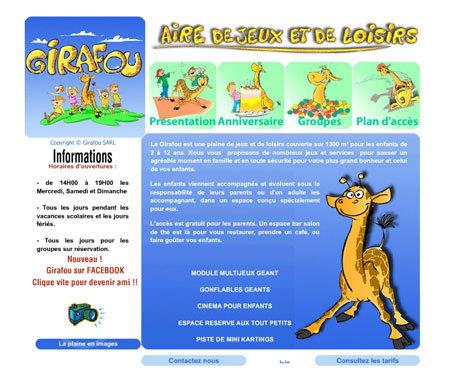 Rencontre à Girafou !!!