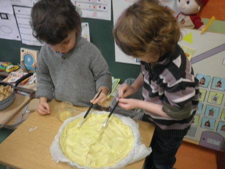 Les petits cuisiniers