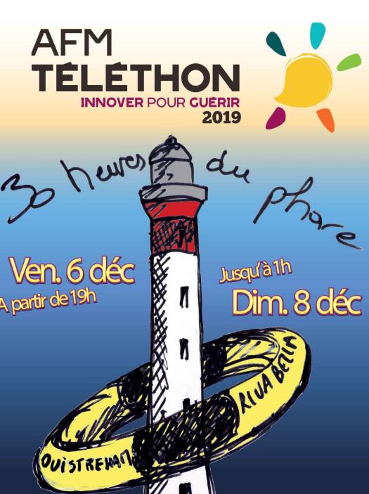 Opération Téléthon 2019