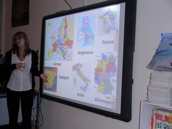 L' école en Europe pour les CM1/CM2