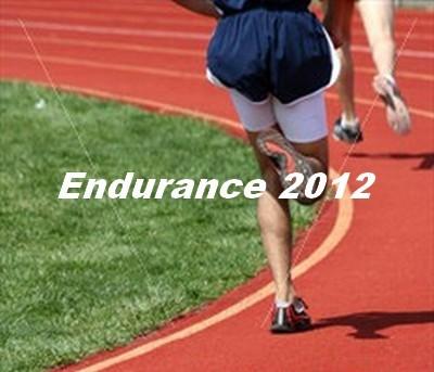 Course d'endurance 2012