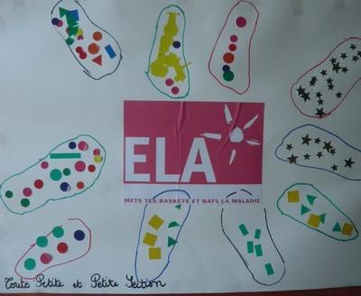 La dictée ELA 2012