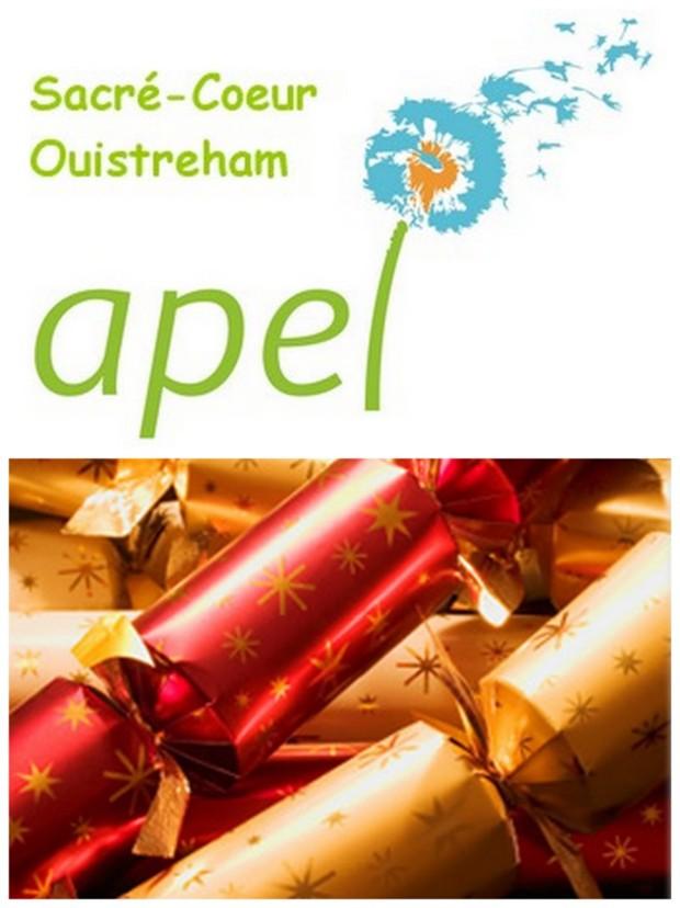 Atelier CRACKERS de Noël, Vendredi 30 Novembre - 20h30