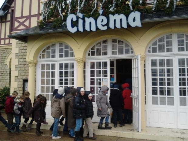 Premières séances de cinéma