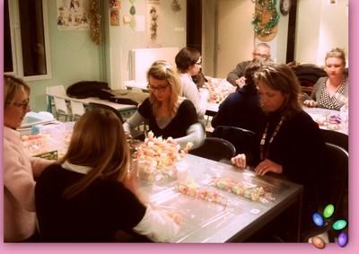 Atelier Brochettes Bonbons