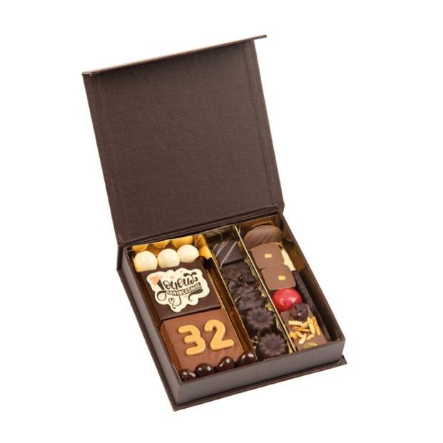 Commandes de chocolat