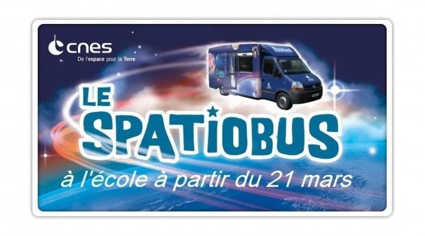 Le Spatiobus à l'école