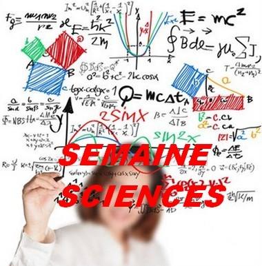 Semaine Sciences à l'école