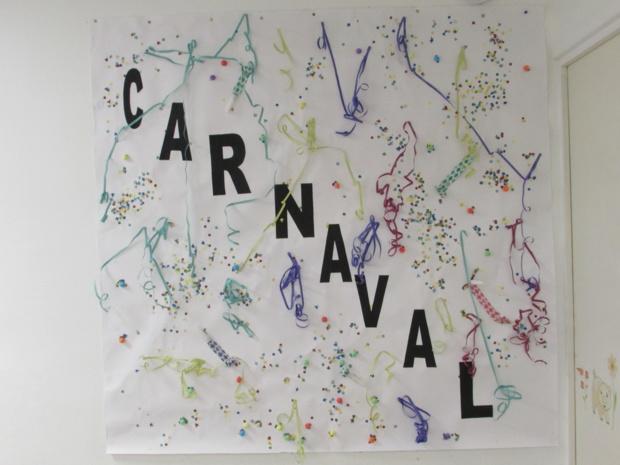 Le Carnaval de l'école approche !