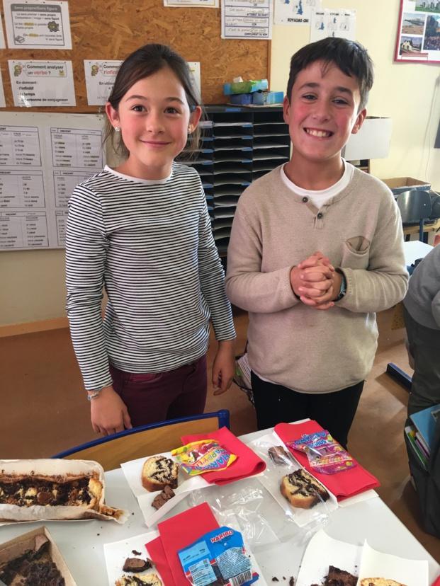 Les anniversaires en classe (Article rédigé lors des ateliers d'écriture par Baptiste, Inès et Marie-Charlotte)