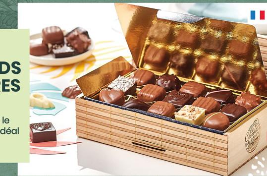 Opération Les Chocolats du Coeur - Pâques