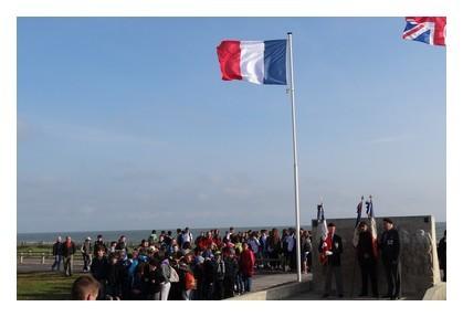 Commémoration du 69ème anniversaire du débarquement en Normandie.
