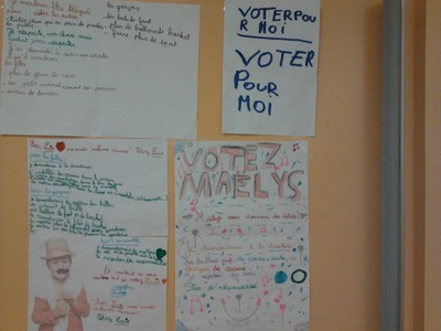 Election en CM1