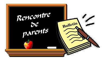 Rencontre parents-professeurs