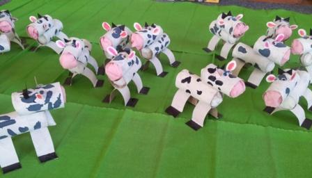 Que de vaches !